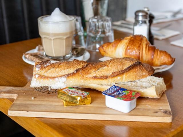 Loui's Corner La formule petit déjeuner