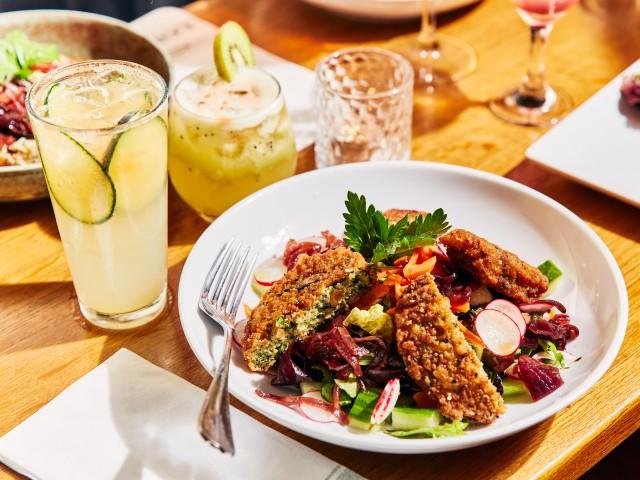 Loui's Corner Salade Frisco Veggie
